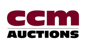 CCM Auctions goes live with Live Sale Internet Bidding
