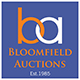 Newline ASP goes live with Bloomfield Auctions